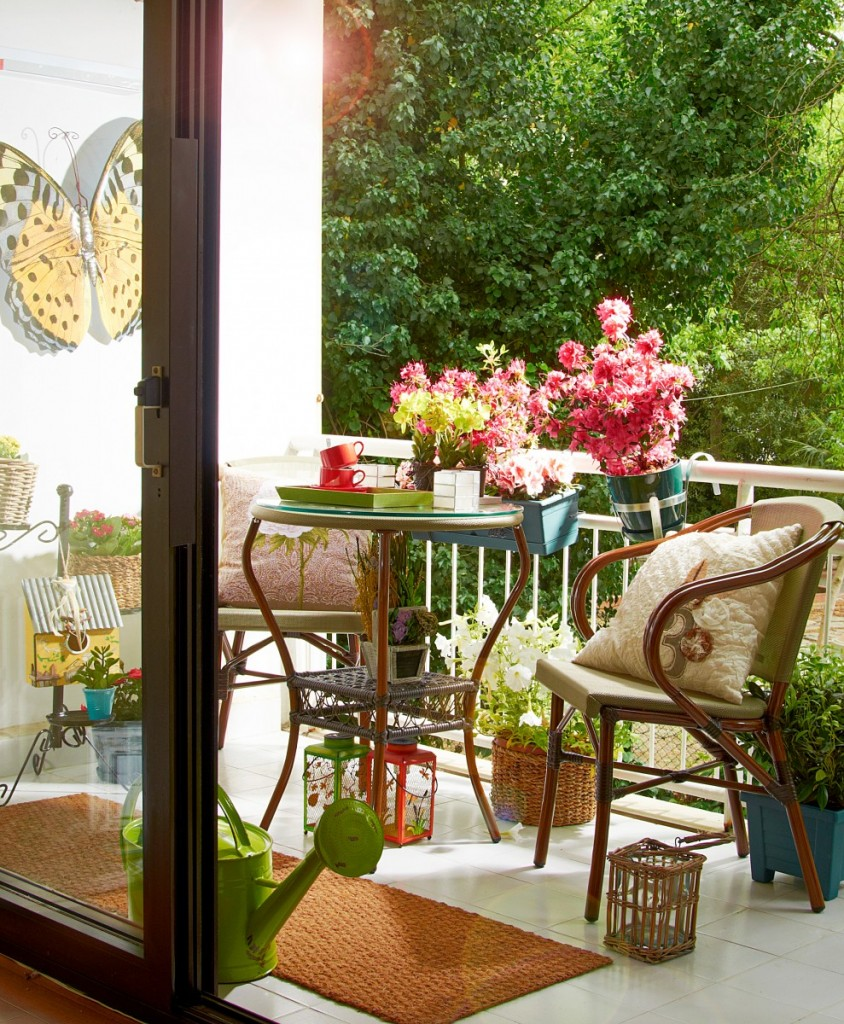 terraza colorista_ deco_ flores_inmobiliaria quorum