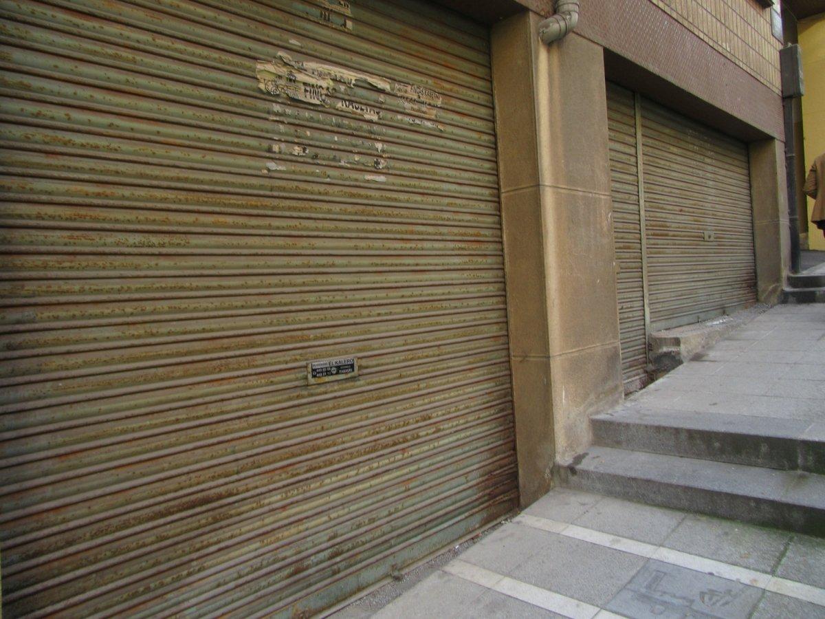 Local Diáfano En Zona Ayuntamiento-Basozelai