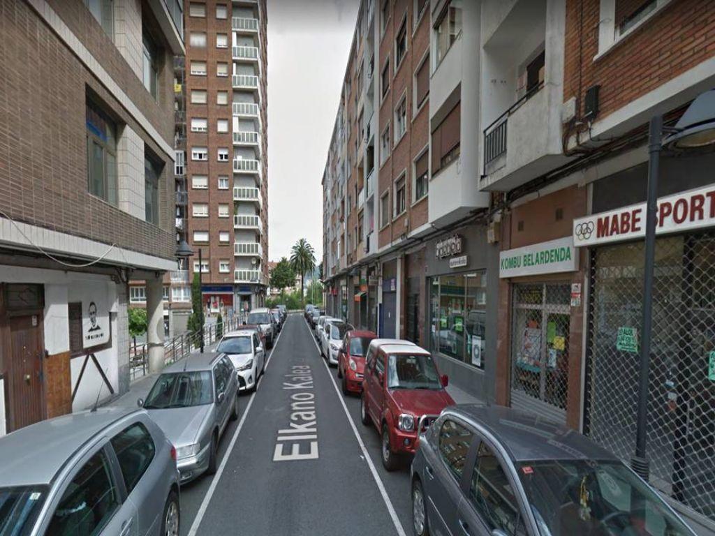 Local Comercial En Calle Elkano