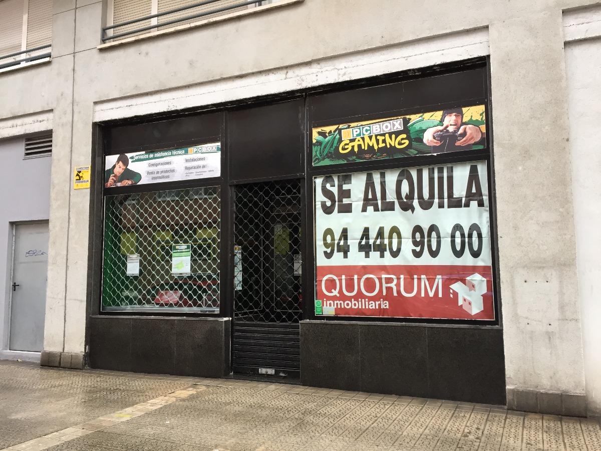 Local Comercial Diáfano En zona Centro