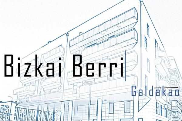Logotipo Bizkai Berri