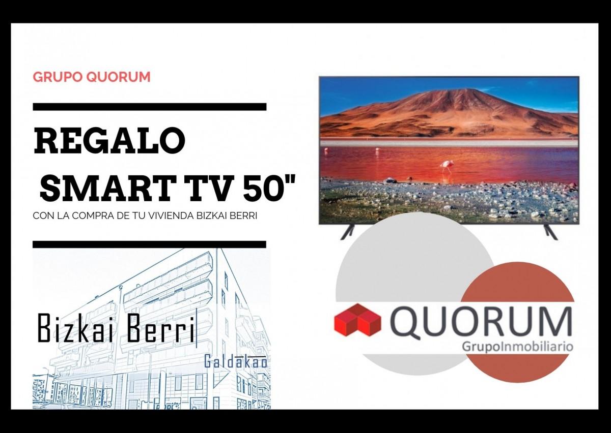 REGALO SMART TV 50_
