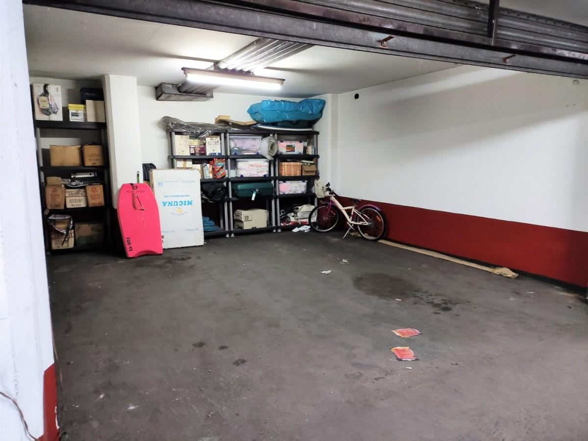 Garaje Cerrado En Venta En Santutxu